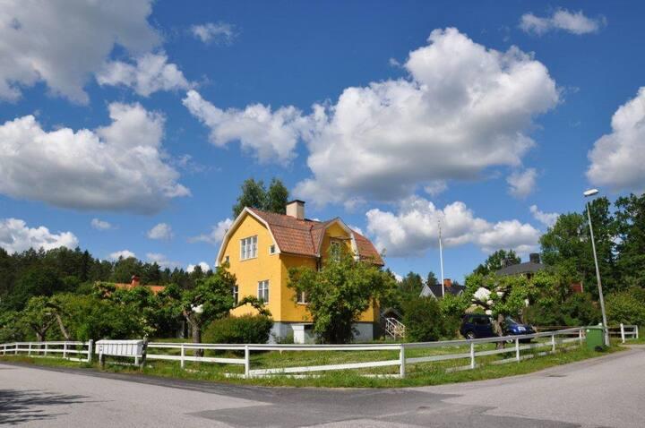 Ferienhaus Västervik - Sauna Boot Internet