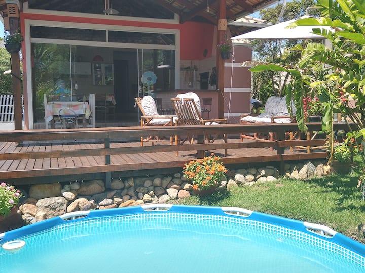 Casa de Praia -  Conforto e Comodidade