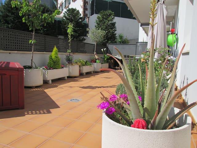 La terrasseta - Torrelles de Llobregat - Apartment
