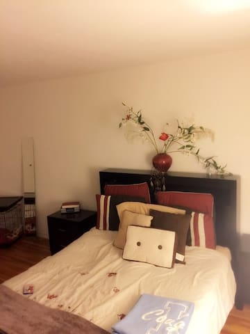 Spacious apt 30 minutes from NYC - Millburn - Daire