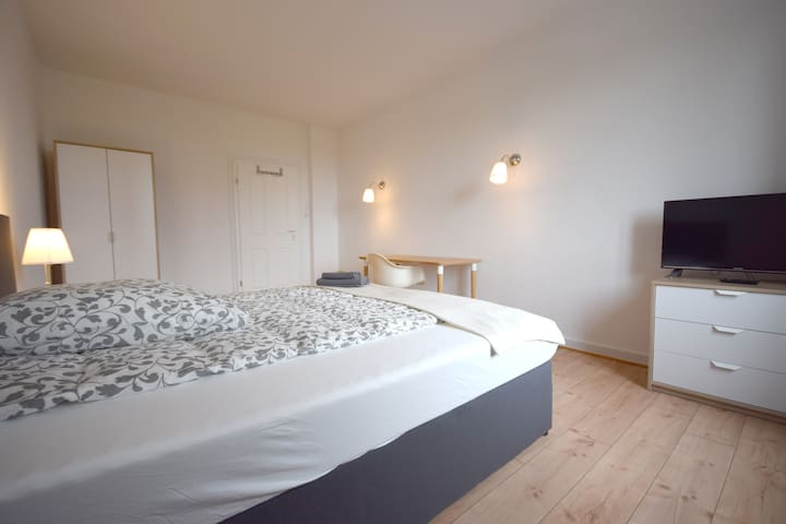 Stylish Room - Heinrich-Heine-Business Lounge P6 - Düsseldorf - Apartamento