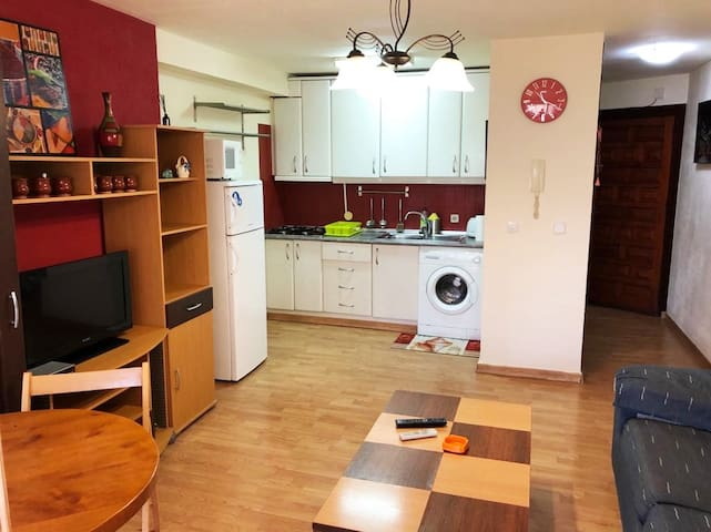 Great apartment (5 minutes from the beach)