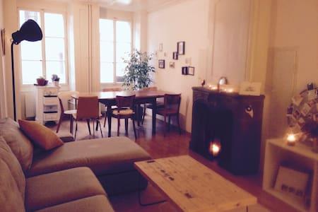 Appartement à la Rue des Epouses - Fribourg - Apartament