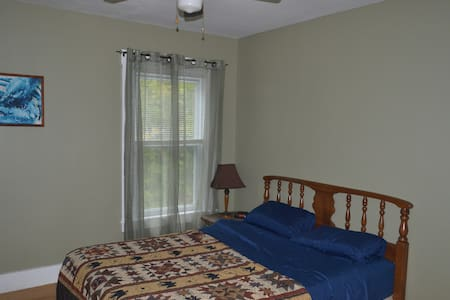 Private 2nd Floor Bedroom #2 - Hallowell - House