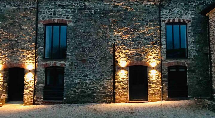 Plaistow Barton Barn (2) - The Engine Room