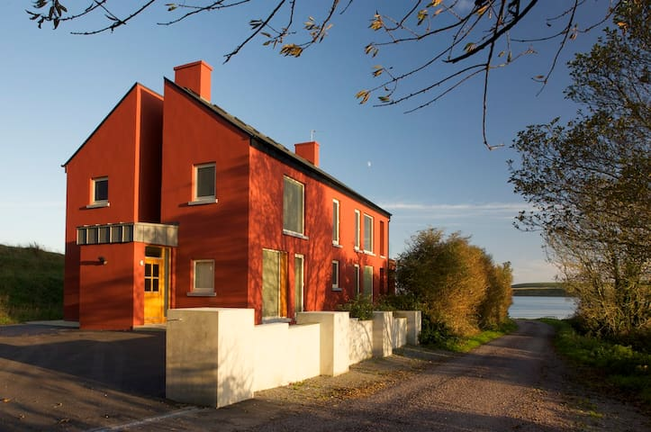 Strand Cottage - Courtmacsherry - Haus