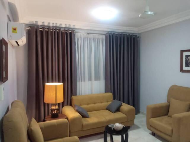 EMMAVE 2 bedroom apartment at Borteyman, Accra