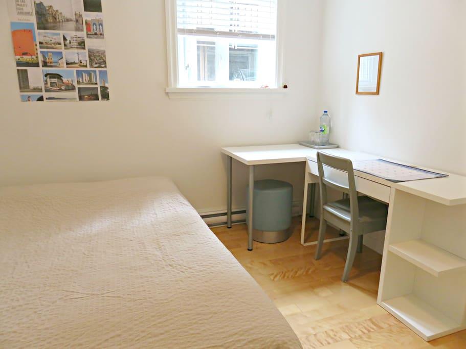 Room for rent - Chambre à louer