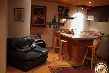 COZY SMALL APARTMENT- PerfectLocation!!2 BedRooms! - Bogotá - Apartmen