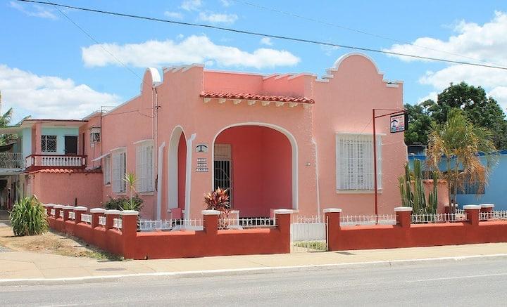 Villa Jabón Candado. Habitación II