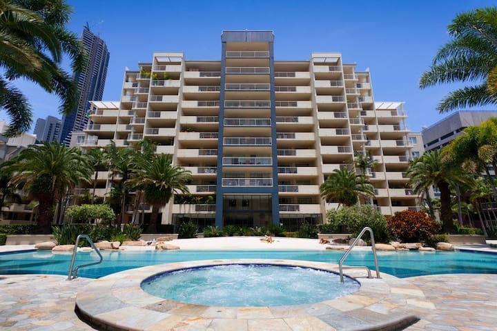 Beautiful Resort Styled 2B1B In CBD - Fortitude Valley - Daire