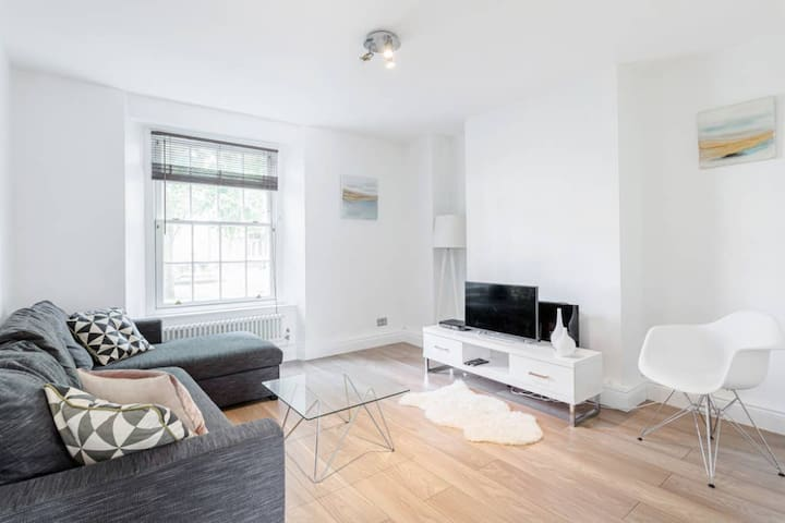 Bright flat near Westminster !