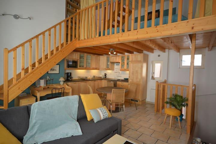 Triplex Sainte-Anne - Apt - Apartmen