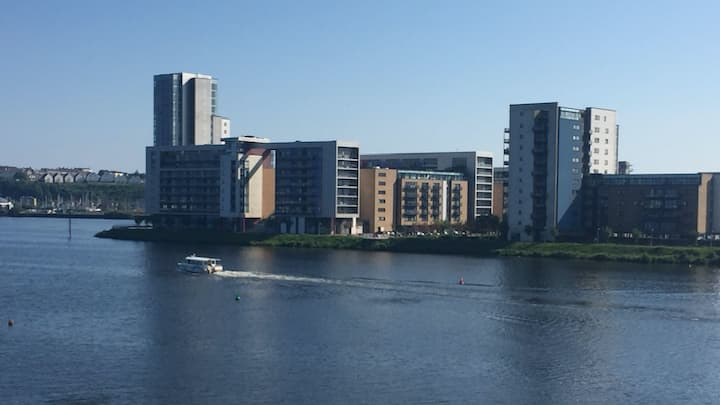 1 Bedroom Apartment, Cardiff Bay