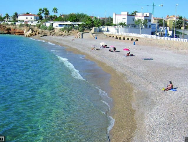 Appartement Vinaros -Péniscola vue sur mer