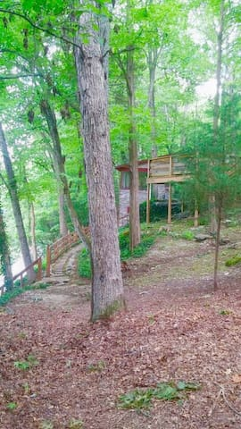 Starwood Riverside Cabin | Mammoth Cave | Corvette - Bowling Green - House