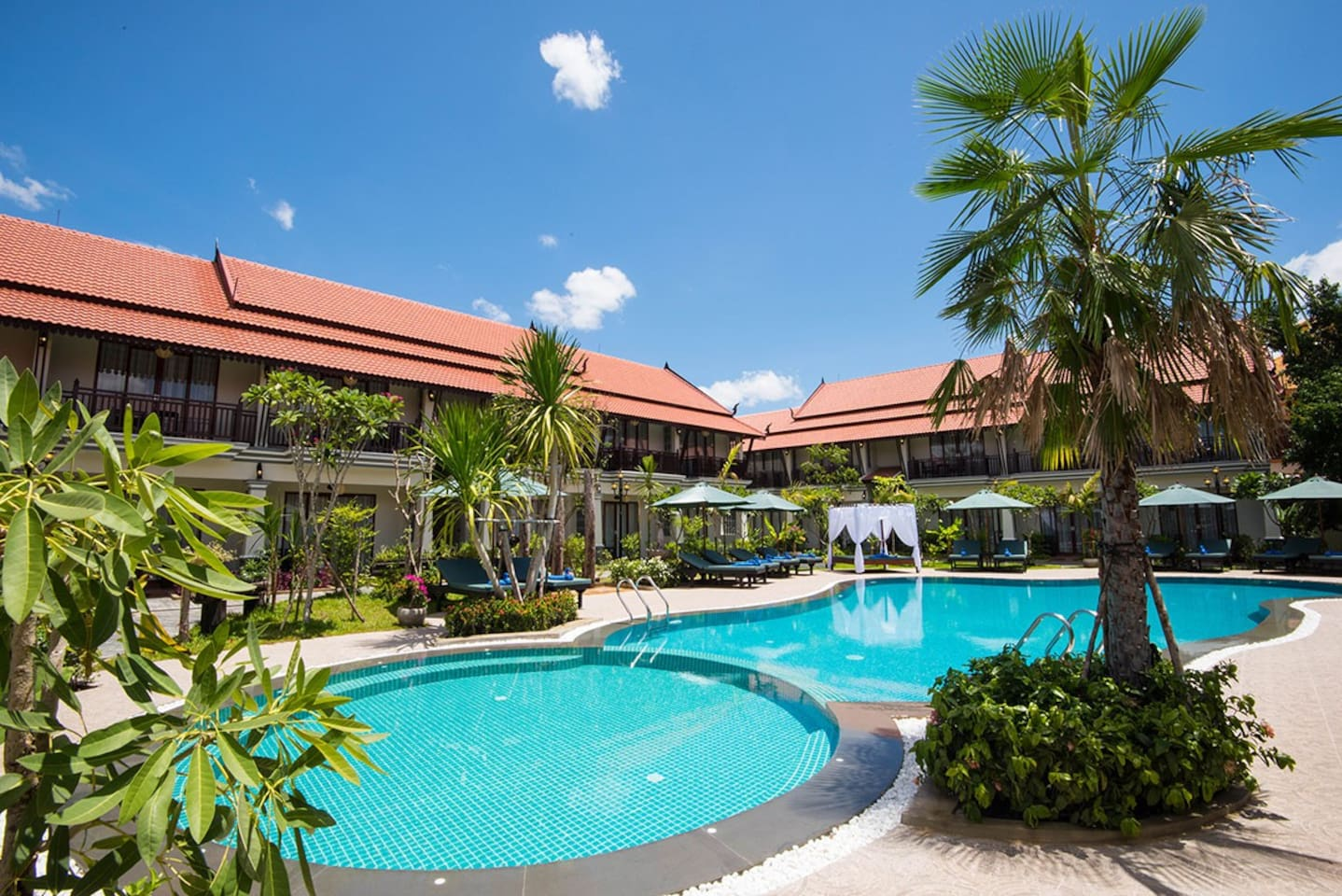 Angkor Palace Resort Spa Spring Palace Resort Hotel Boutique Hotels For Rent In Krong