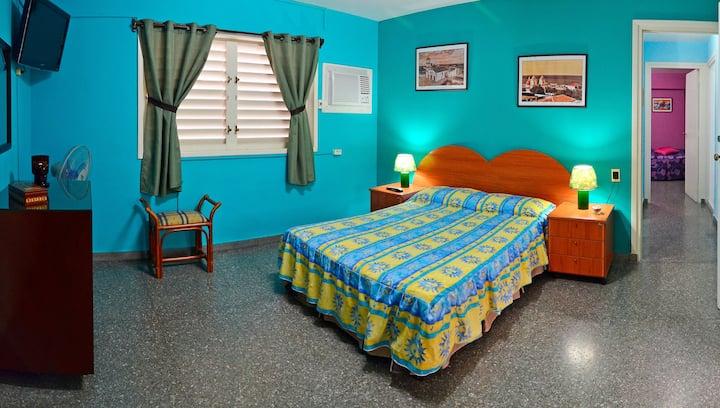 Hostal d' Soto / Standard Room Aqua