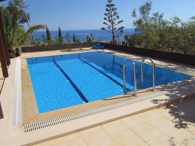 Iremía  Apartment  Private pool  Fantastic seaview