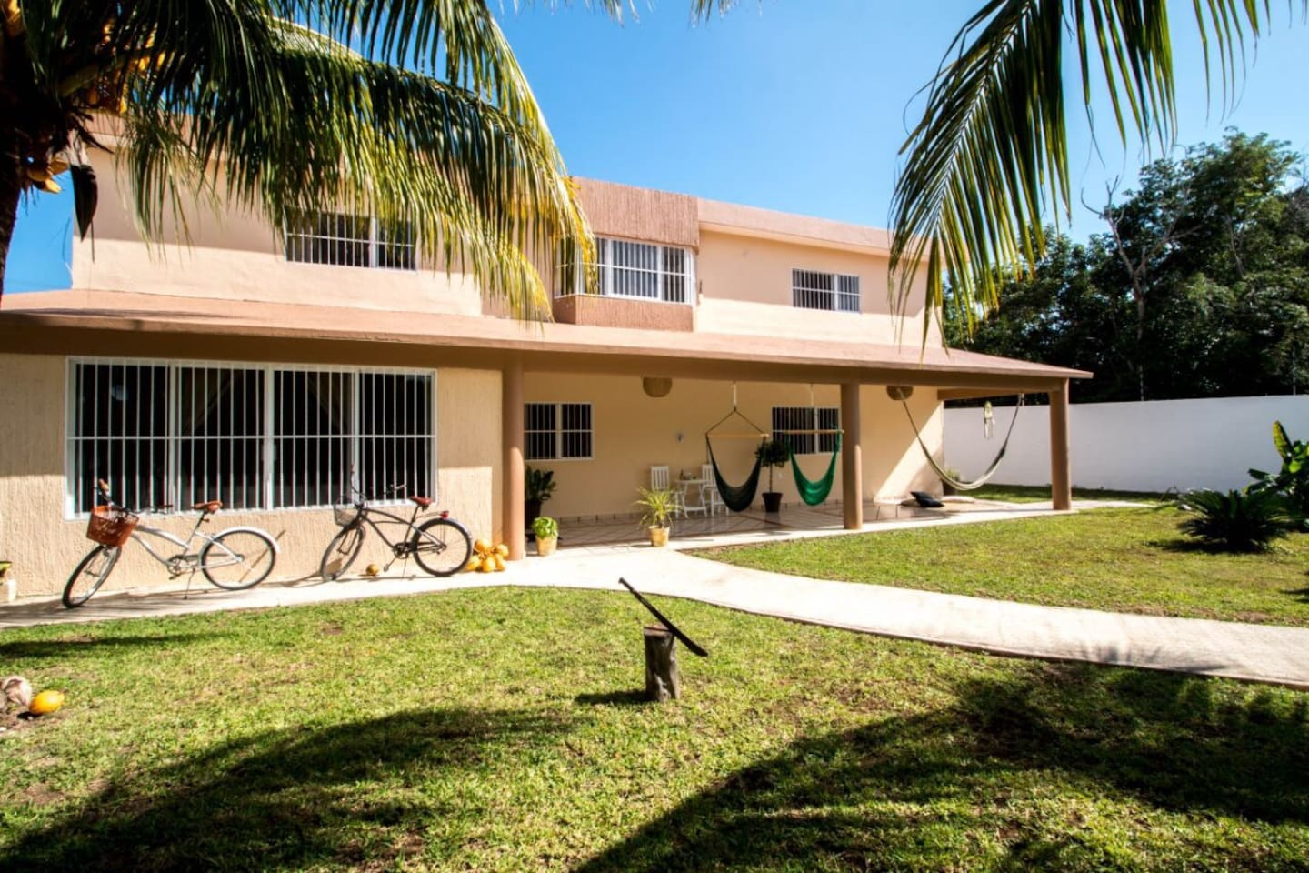 Casa La Paz Beautiful Home In Tulum Town Houses For Rent In  # Muebles Paz To Home