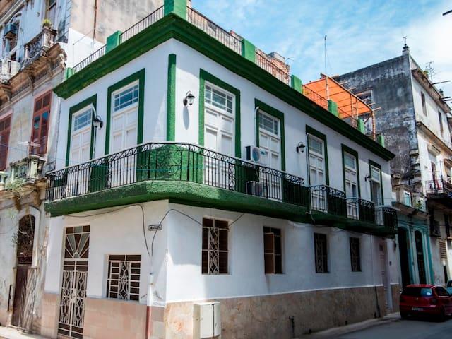 Casa Hostal EH, Casco Historico. La Habana,Cuba.