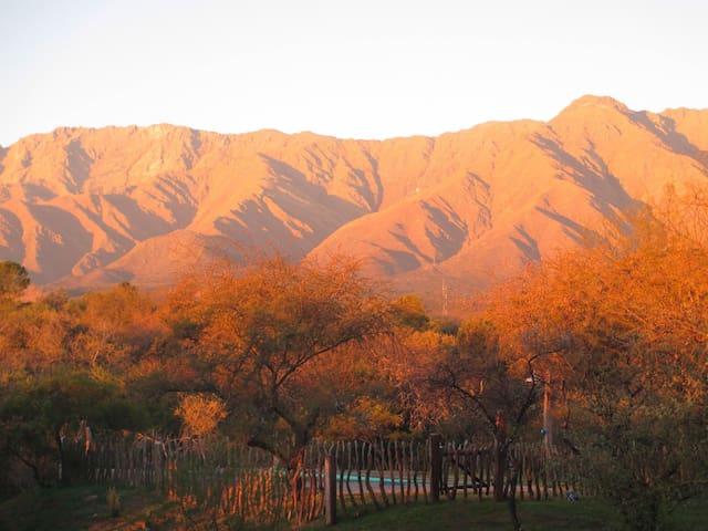 """Sierras Cordobesas, """"Arroyo Seco"""". San Javier - San Javier - Kabin"""