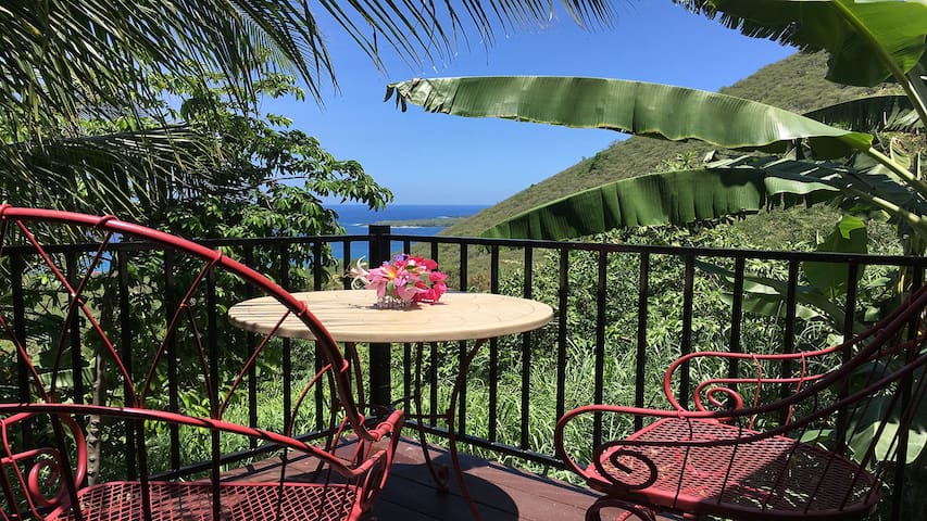 NEW! Private Cottage! Ocean view! - GARDEN TEMPLE