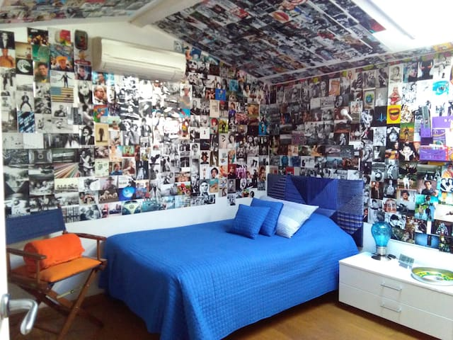 Piccolo Attico Zona Stadio Apartments For Rent In Florence Toscana Italy