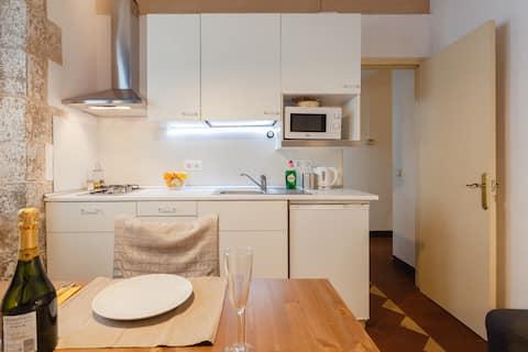 Apartamento con encanto (WIFI 100Mb)