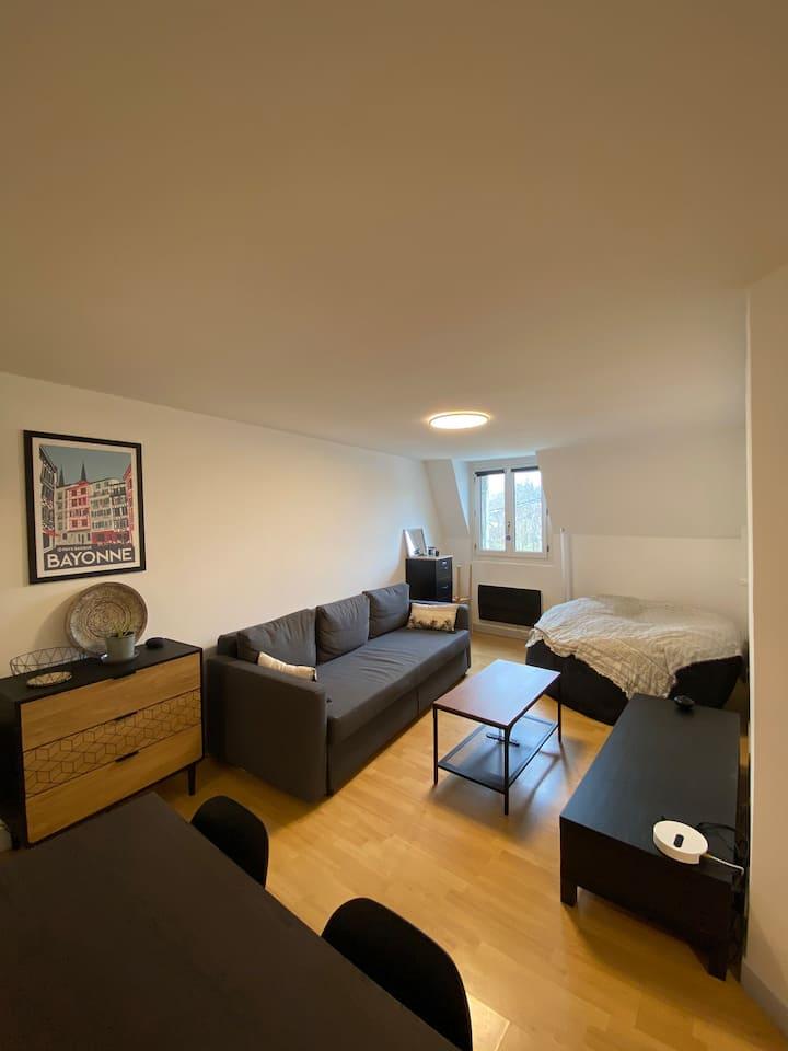 Appartement T2 48 m²