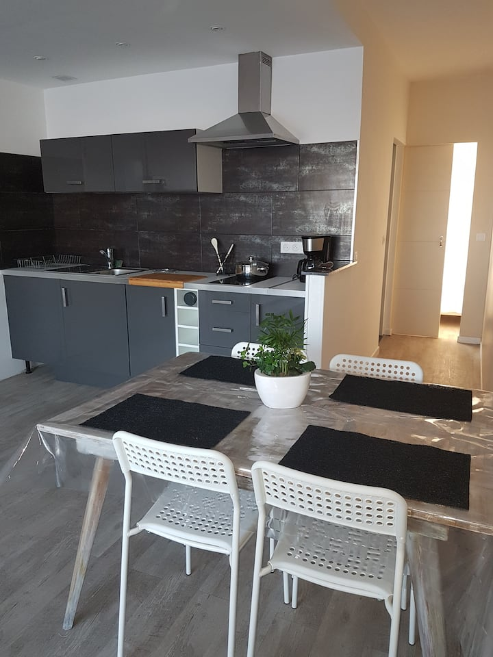 Appartement Fort-Mahon-Plage