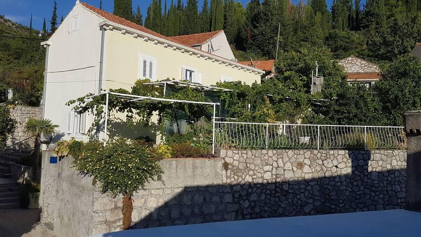 Holiday house Villa Marija Trsteno, Riviera Dubrovnik