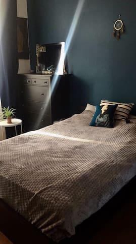 Cozy flat near Atomium