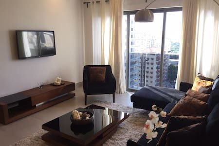Dream Night Piantini Panorama 1BD - Santo Domingo
