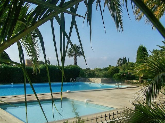 BeauT2, piscine, tennis, PK,WIFI, ACCES DIRECT MER