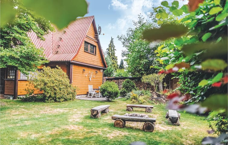 Holiday cottage with 3 bedrooms on 85m² in Nowe Warpno