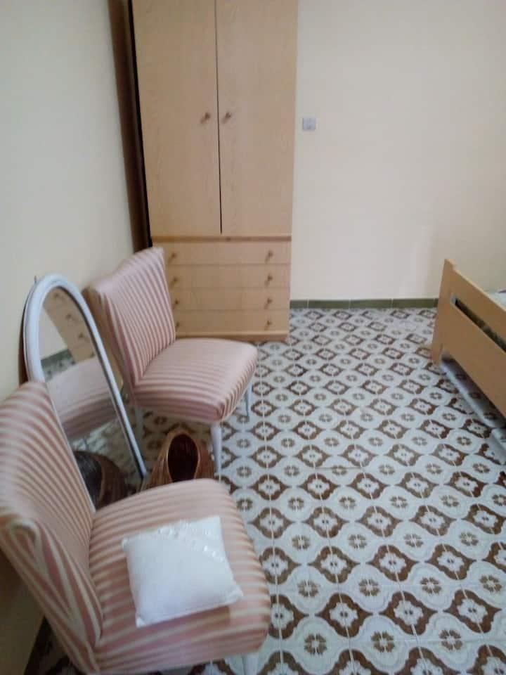 Villa bifamiliare 6 posti letto