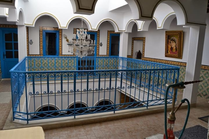 DAR EL KASBA Chambres d'hôtes BIZERTE