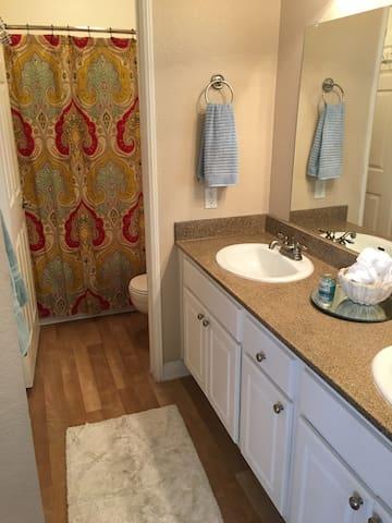 Private/Master Bath