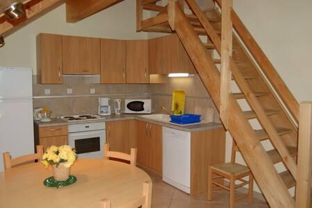 Appartement sur 2 étages, site exceptionnel - Névache - Apartment
