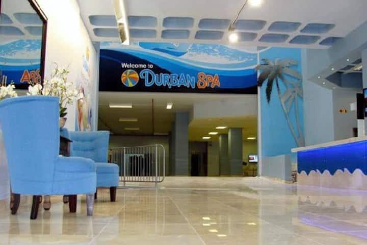 Durban Spa Hotel Resort🔥🔥🔥 Durban beach front
