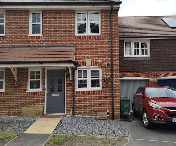 Double room  Bagshot with Ensuite -  A30/M3/M4