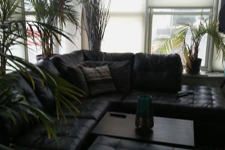 MasterBedrm w/ prv. rooftoop deck - Hamtramck - Loft