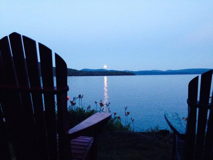 Cranberry Lake Cozy Cabin