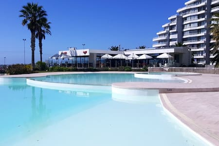 Dpto Orilla del Mar Playa La Serena - Apartment