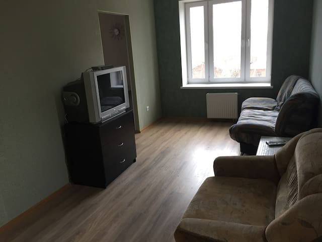 """Квартира рядом с Аэропортом """"Кольцово"""""""
