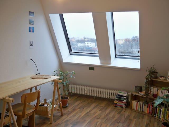 Cozy room in Wedding - Berlin - Apartament