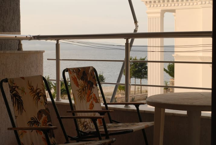 Sarande Seaside Apartment - Sarandë - Appartement