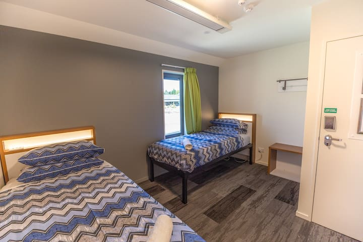 Twin Ensuite - YHA Lake Tekapo
