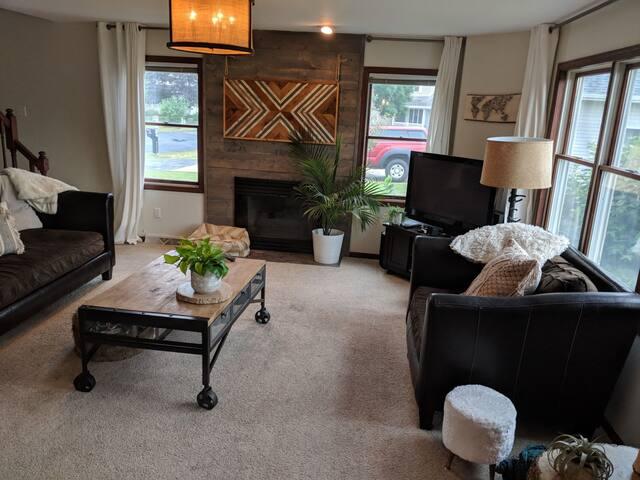Quiet Comfortable House